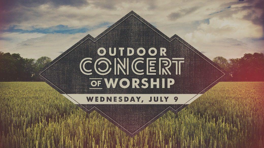Outdoor Concert of Worship