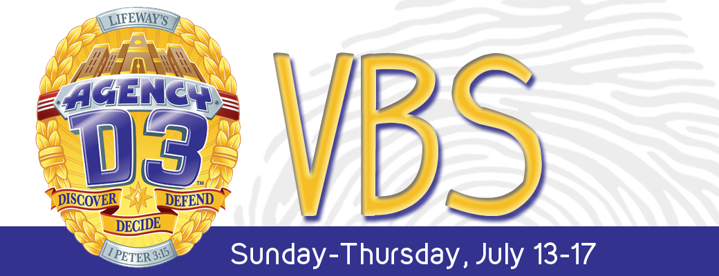VBS 2014: Agency D3