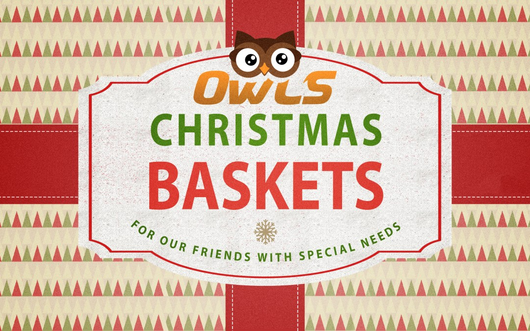 Christmas Baskets for Shut-ins