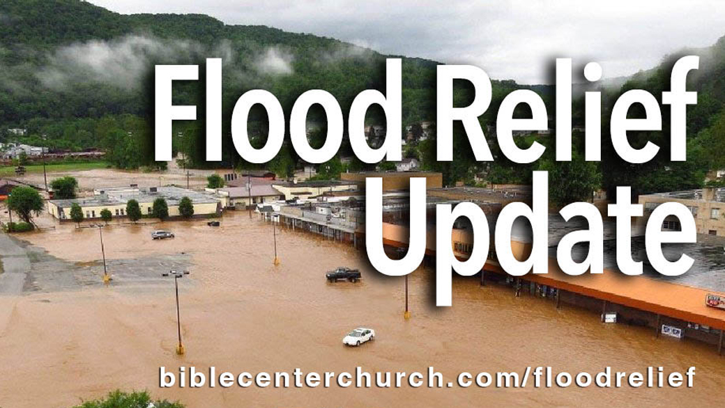 Flood Relief Opportunity