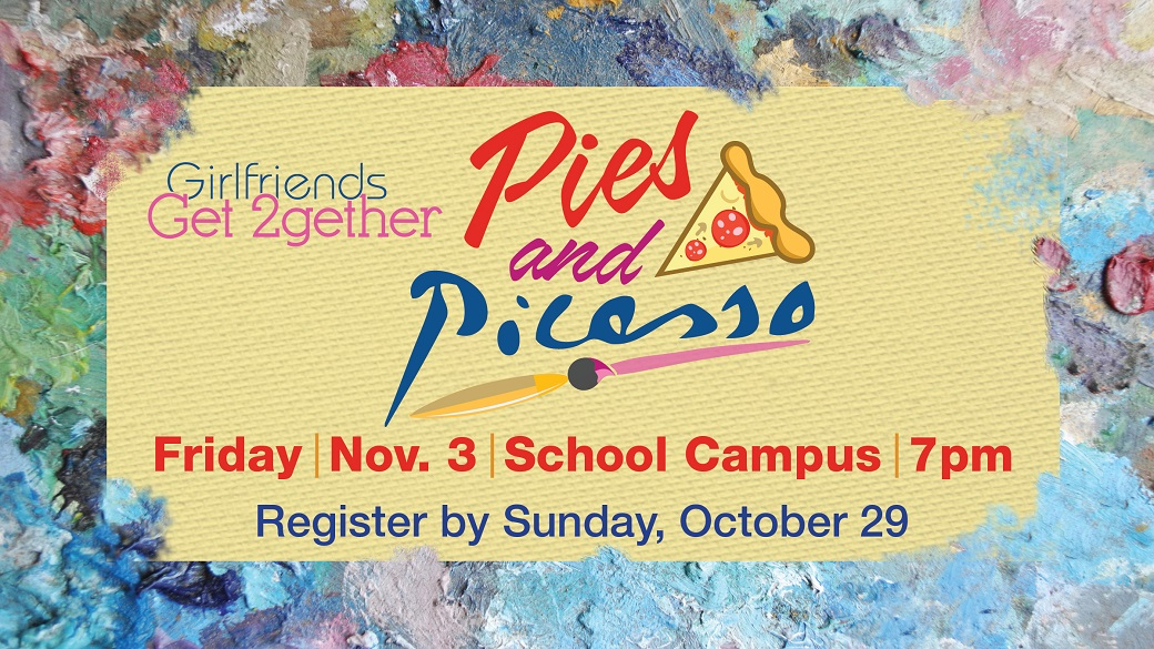 Pies & Picasso (Girlfriends Get 2gether)