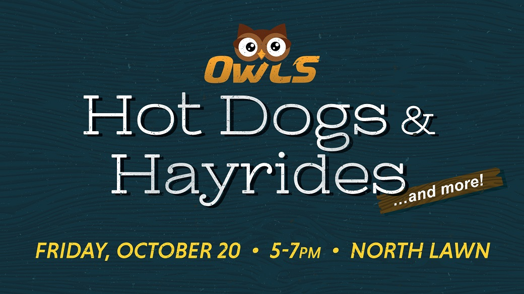 OWLS Hot Dogs & Hayrides