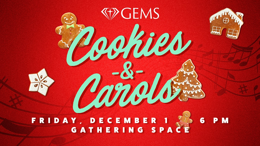 Cookies & Carols (Widows Ministry)