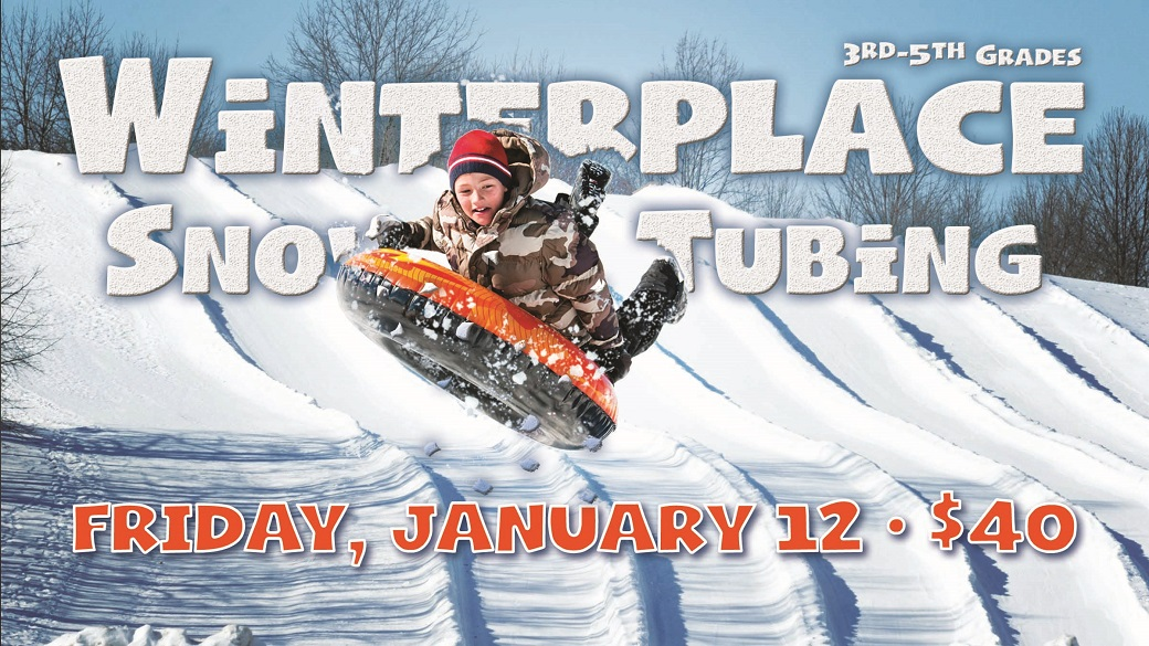 Snow Tubing at Winterplace