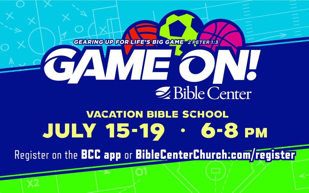 Vacation Bible School Volunteers