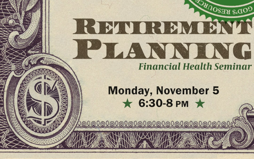Financial Health Seminar