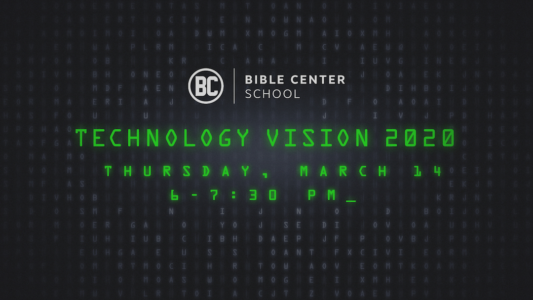 BCS Annual Fundraiser: Technology Vision 2020