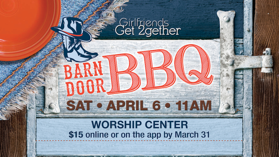 Barn Door BBQ (Women's Event)