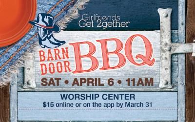Barn Door BBQ (Women's Event)