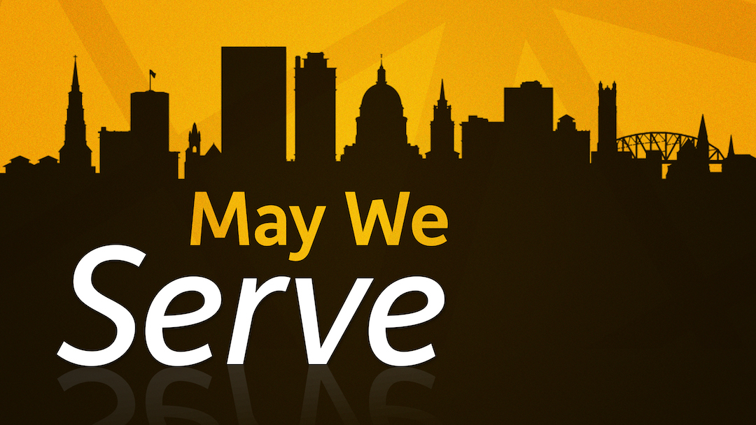 May We Serve