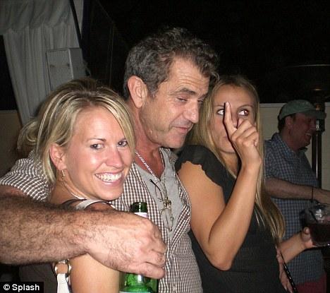 Mel Gibson dans ses œuvres...