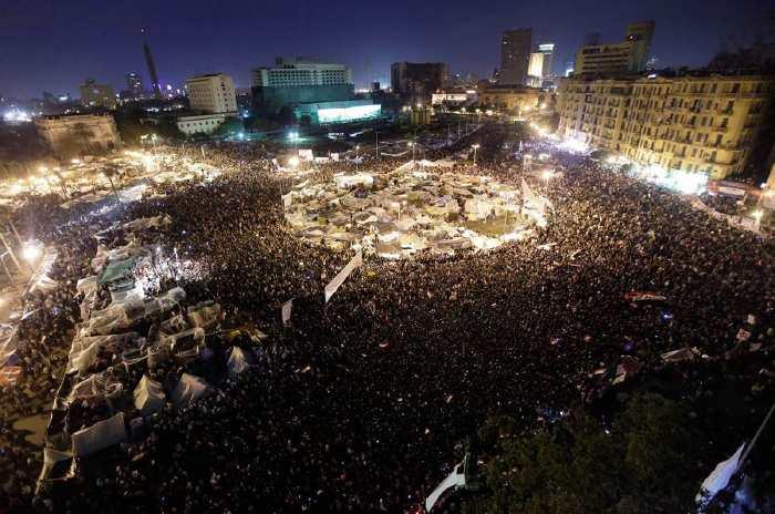 """""""Emeutes"""" au Caire"""