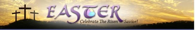 Célébrez le Sauveur ressuscité