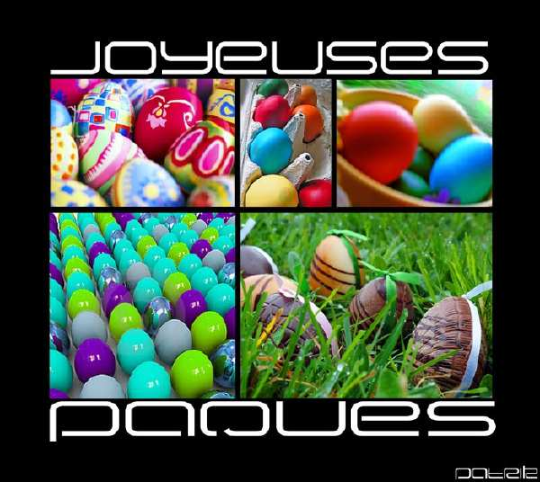 """Joyeuses Pâques""?"
