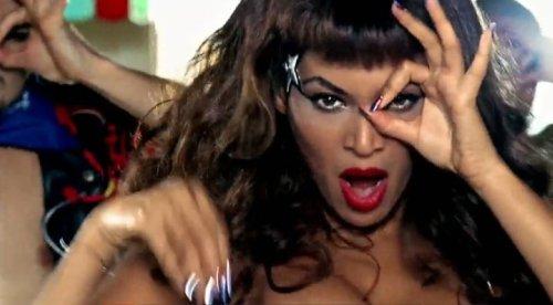Beyonce et le signe 666