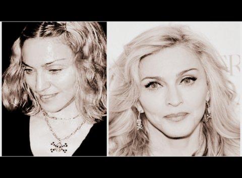 Madonna et le signe du Skull & Bones