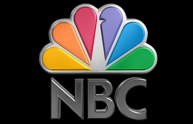"""logo de la """"chaîne"""" de TV US NBC"""