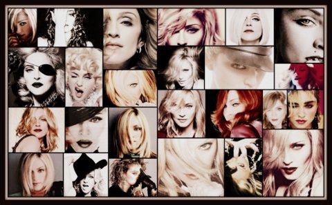 Madonna et son salut digital 666