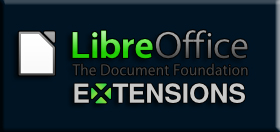 LibreOffice extension v2.8 released