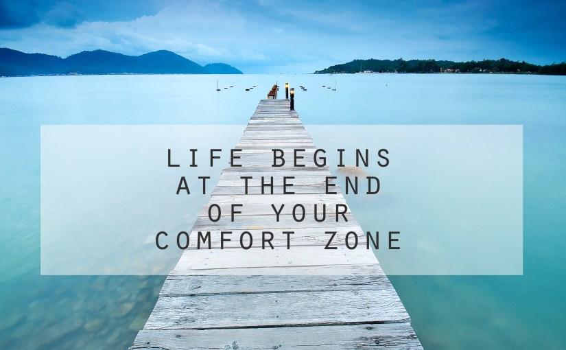 Get Comfortable Getting Uncomfortable