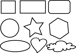 doodles - basic shapes