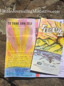 rise up illustrated faith kit devotional