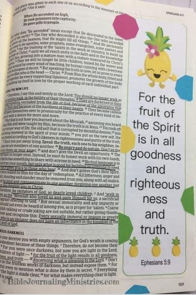 Ephesians 5:9