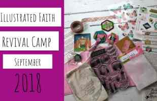 Illustrated Faith Revival Camp September 2018