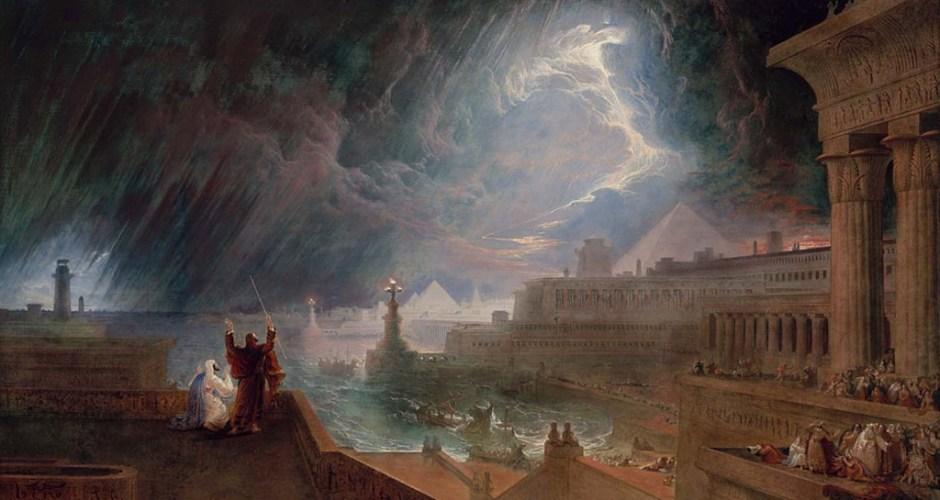 The Seven Bowls of Revelation