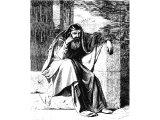 Ezekiel showing resignation to the dispensation of God - Ezek.24.15-18