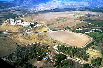 Tel Hazor, Israel