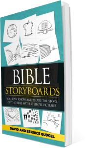 Bible StoryBoards Book