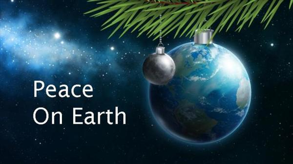 Is The Hope Of Peace On Earth A Pipe Dream Bible Story Boards