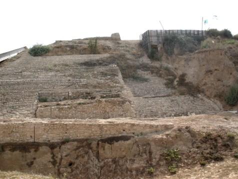 More of the ruins at ancient Ashkelon