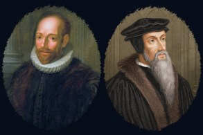 Calvin and Arminius disagreed over the Bible's teaching of Sovereignty and Free Will