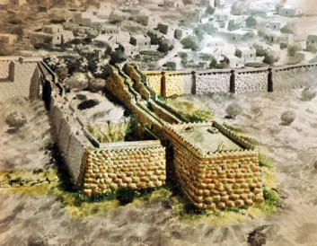 Artist's conception of the Spring Tower.
