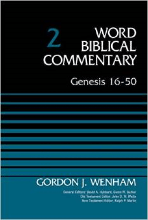 Wenham's 2 volume Genesis commentary is available at Amazon USA / UK