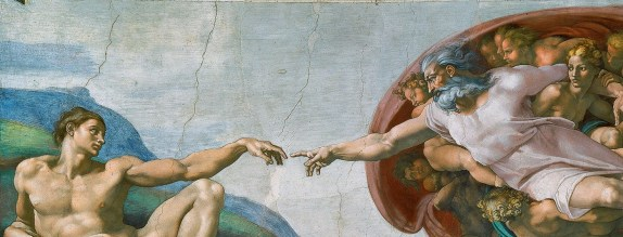 According to Genesis 1:28, Adam was created to rule over creation.