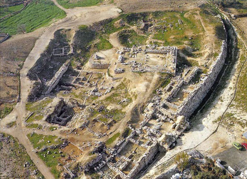 Ancient Shechem