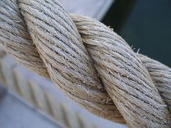 Using rope to illustrate a motif