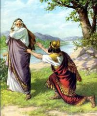 Samuel rejects Saul