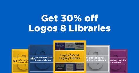 Logos 8 Libraries