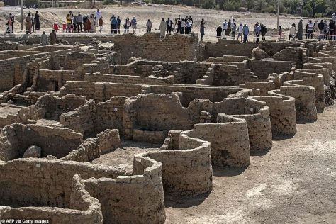 3000 year old city