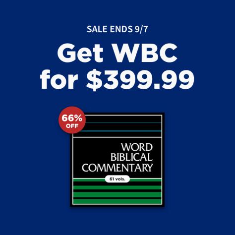 WBC Sale