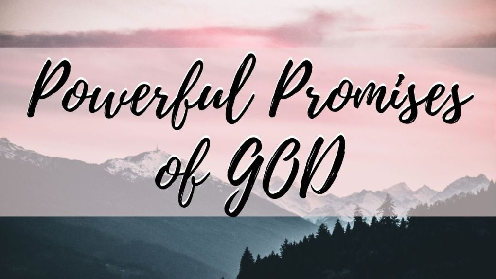 Powerful Promises Of GOD