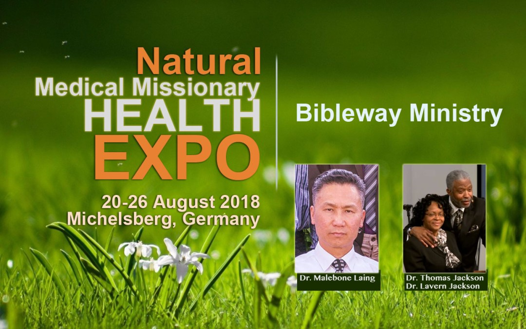 Natural Medical Missionary Health Expo v2