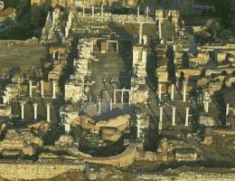 Basilica of Saint John Nearby Ephesus