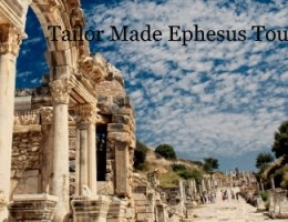 Tailor Made Ephesus Tour