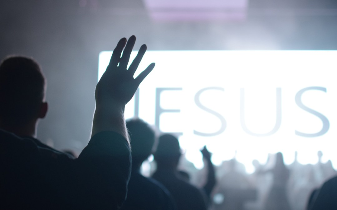 "Can we ""worship"" Jesus Christ?"