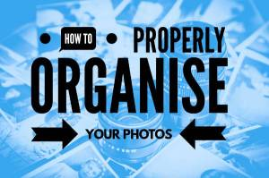 Organising your photos with proper folder structure